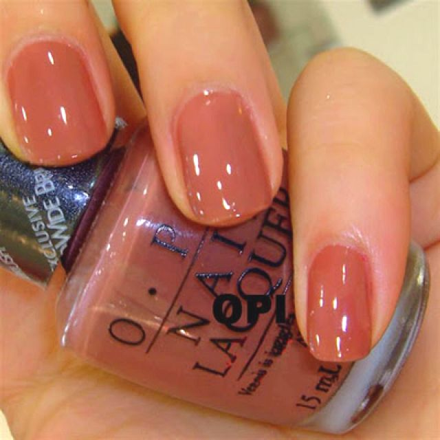 Nail Polish For Dark Hands: 25+ Best Ideas About Natural Color Nails On Pinterest