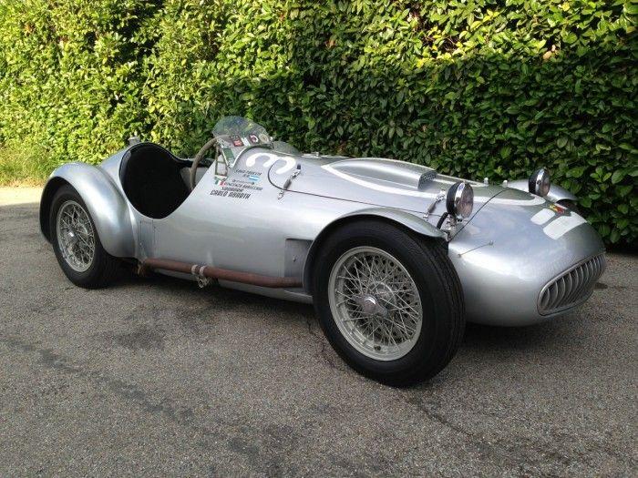 Tazio Nuvolari's last racer, a 1948 Cisitalia Abarth 204 A Spyder Sport, head | Hemmings Daily