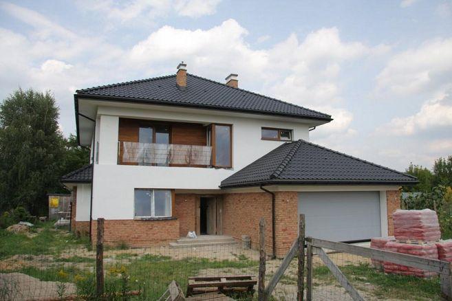 Projekt domu Willa na Borowej - fot 12
