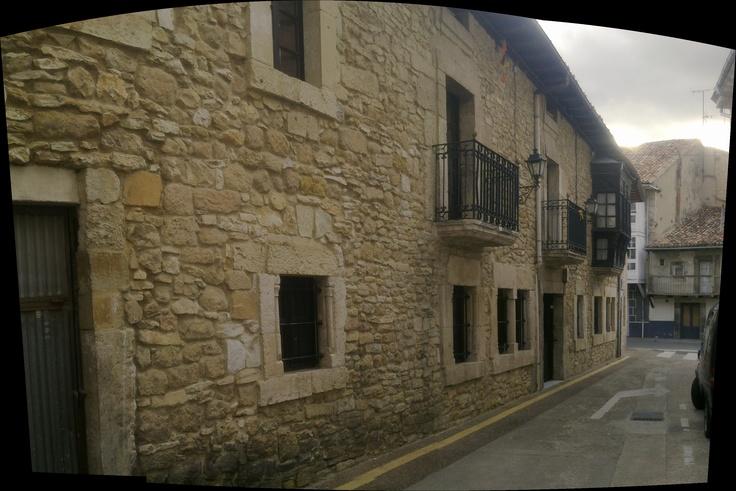 Un rincón de Villarcayo