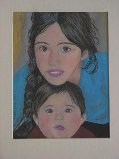 Dafna Zayden: Drawings from 2008 -  רישומים משנת 2008