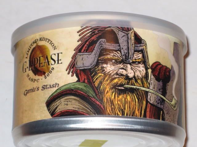 GL Pease, Gimli's Stash