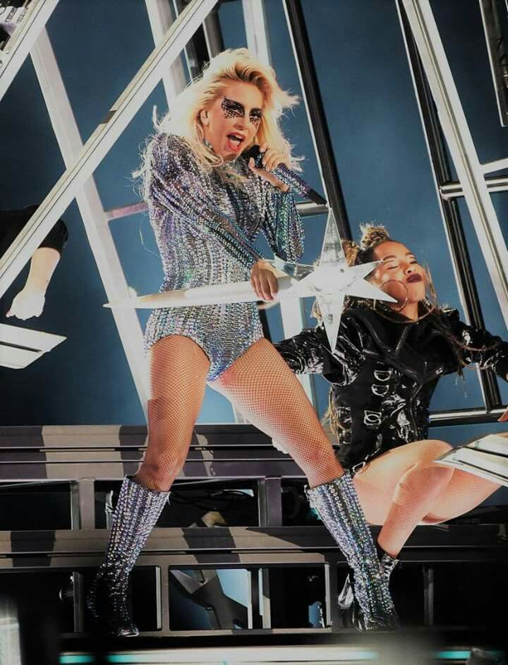 Lady Gaga (Super Bowl LI Halftime Show)
