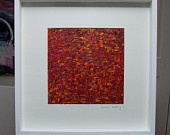 Autumn Flames by emeliecoffey on Etsy, $249.00 USD