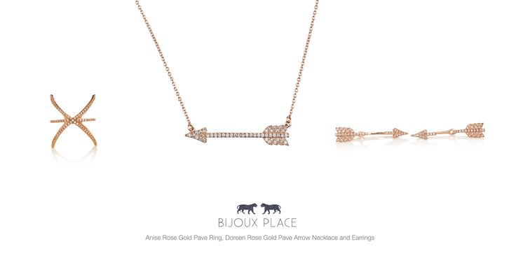 """Delicate gifts that say """"I love you"""" in the most beautiful way! Shop for these and many more at bijouxplace.com"""