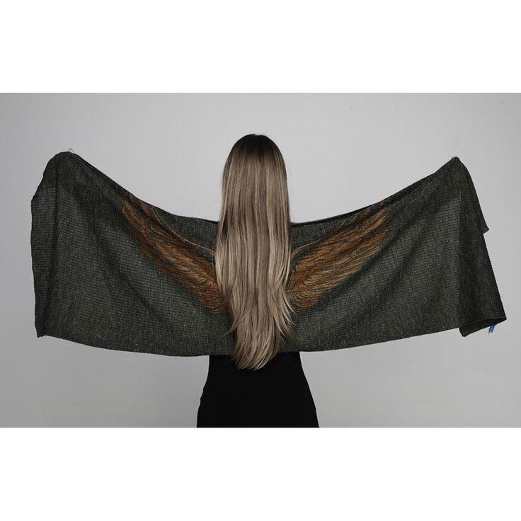 Angel N MY scarf www.m-y.gr