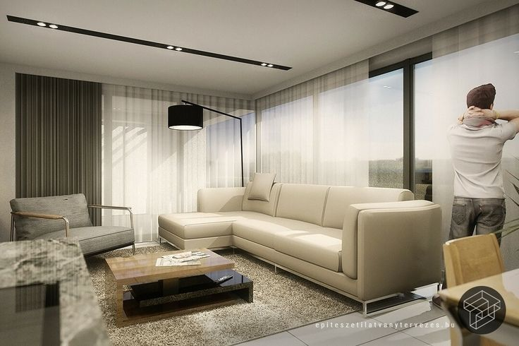 Belsőépítészeti 3d látványtervezés - Interior 3d rendeing production