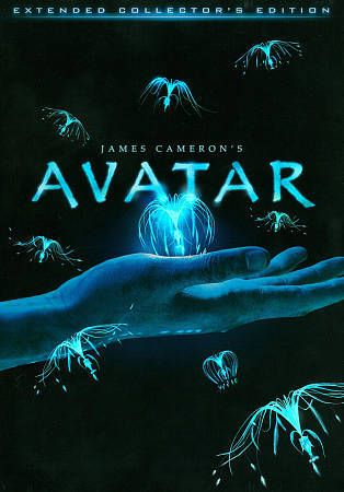 Avatar (DVD, 2010, 3-Disc Set, Extended Collector's Edition)