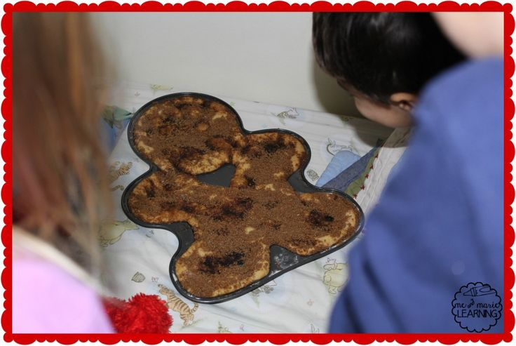 1000+ images about Preschool - Gingerbread on Pinterest | Gingerbread ...
