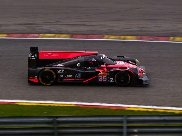 Ligier JS P2 / Nissan LMP2 (Jacques Nicolet-Jean Marc Merlin-Erik Maris)