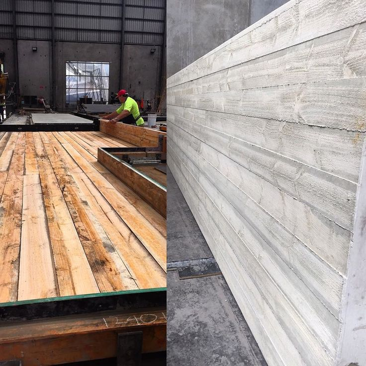Very happy with our off form precast concrete panels set to leave factory for lift tomorrow . Casting bed on left and finished panel on right. #concrete #offformconcrete #design #architecture #arquitectura #archidaily #archilovers #brighton #facades #modernarchitecture #exterior #construction by ridolfi_architecture