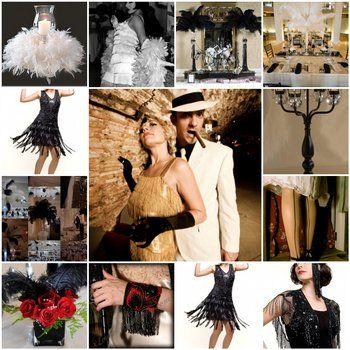 18 Best 1920 S Gangster Casino Party Theme Images On