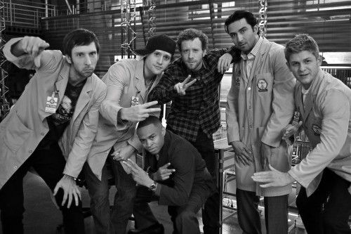 Love the squints! the students and the king of the lab ! I miss Mr. Nigel Murray! and I <3 Wendell Bray!
