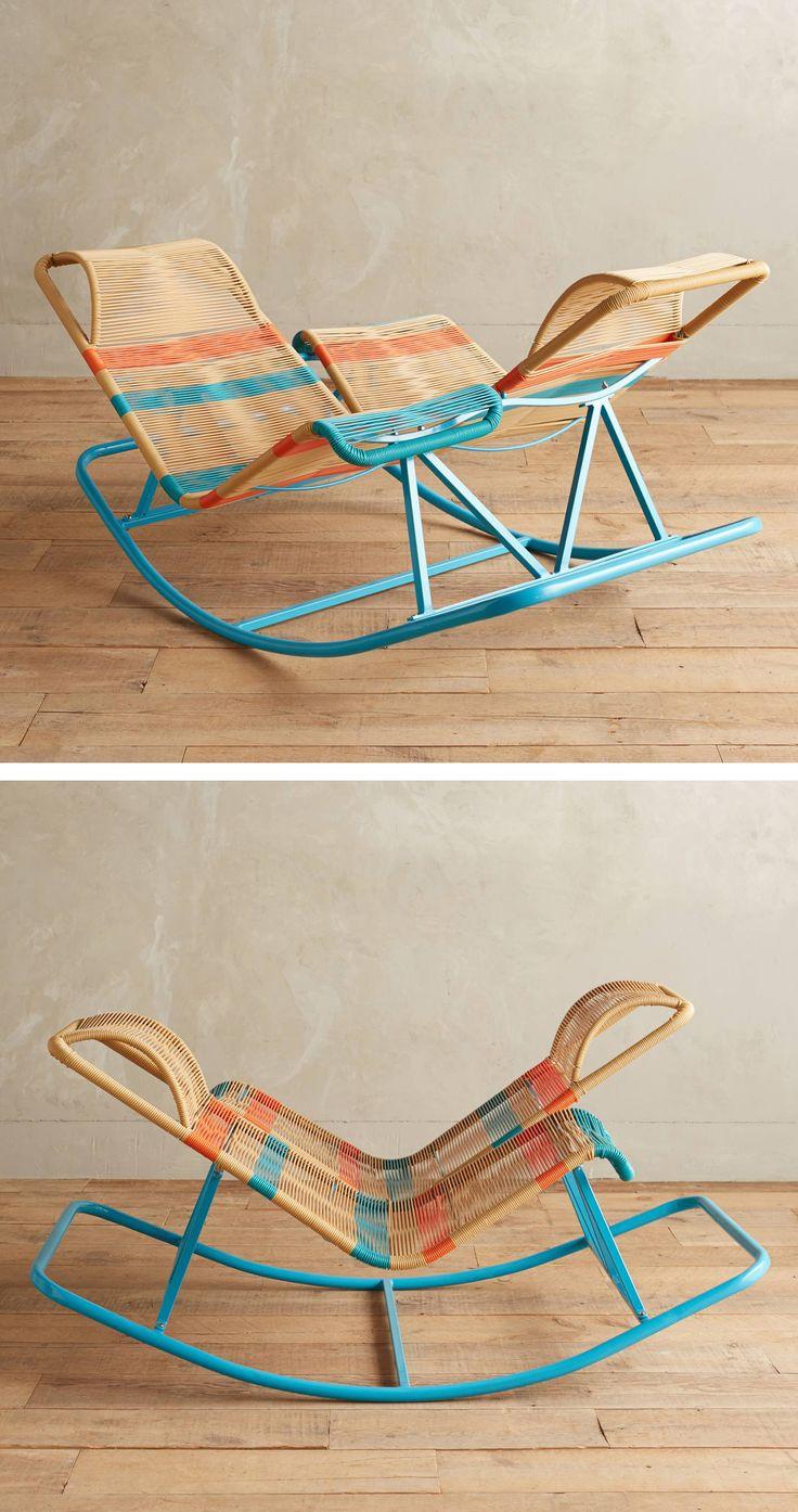 Dual Rocking Chair