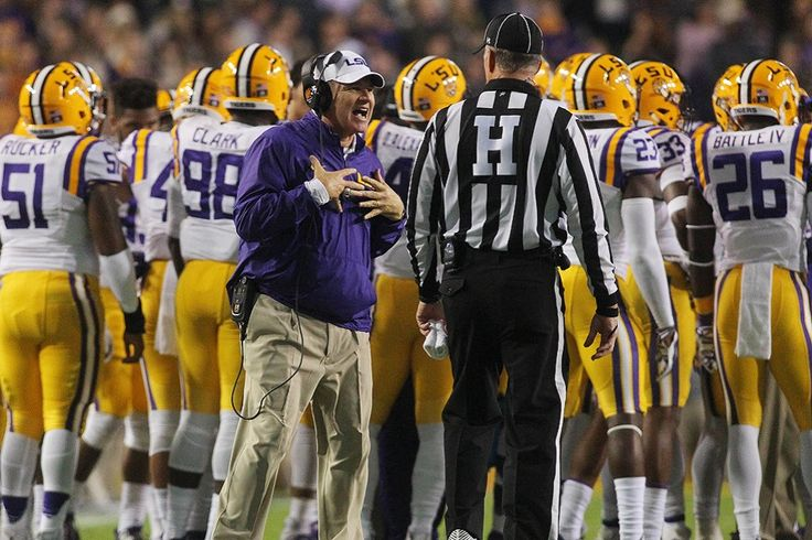 Following two deflating losses to #SEC West opponents, can #LSU get off the mat against #OleMiss on Saturday?