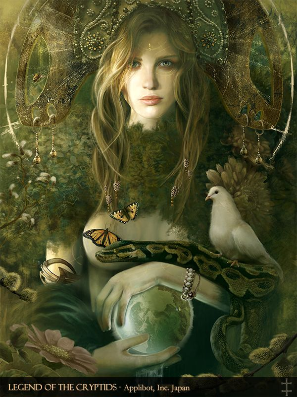 Gaia Greek Mythology 262 best images about ...