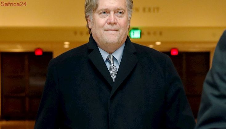 Why was Steve Bannon served with a grand jury subpoena?