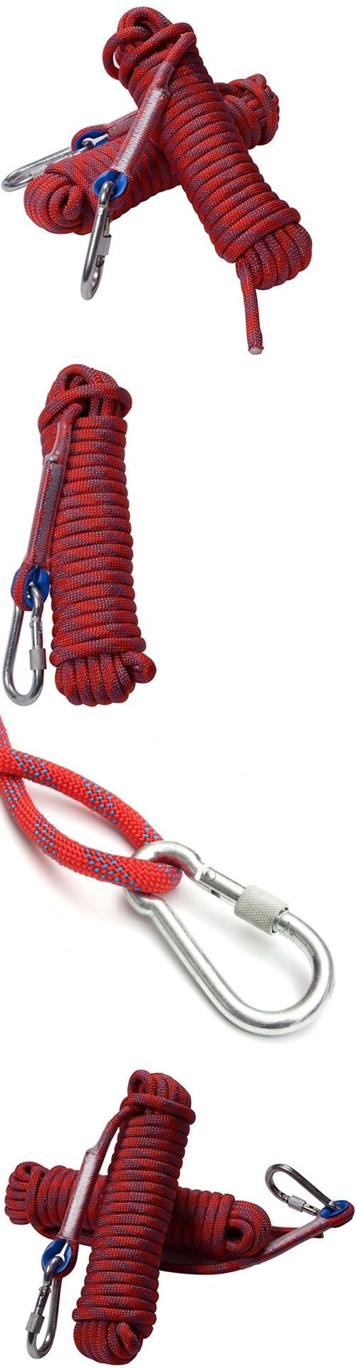 Ropes Cords and Slings 50816: Rock Climbing Rope, 12Mm Diameter Outdoor Hiking Accessories High Strength Cord -> BUY IT NOW ONLY: $45.14 on eBay!