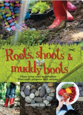 Gardening, craft and recipes to keep kids busy