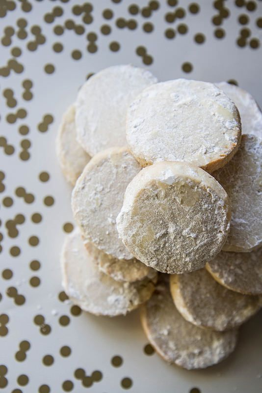 Gluten free Vegan Lime Meltaways