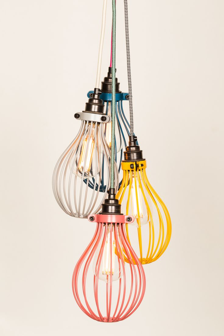 Rosa   Kids Cage Pendant Lighting by Urban Cottage Industries