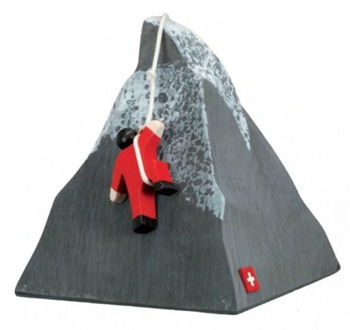 Matterhorn music box
