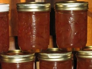 – Recipe for Pear Preserves This is the way my mom made pear preserves and they were delicious.