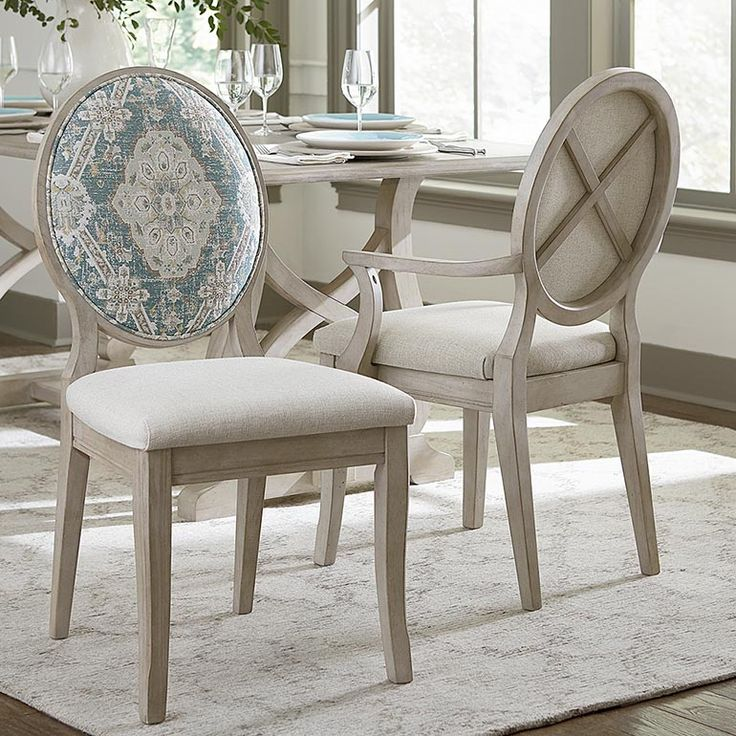 Park Art|My WordPress Blog_Oval Back Dining Chair With Arms