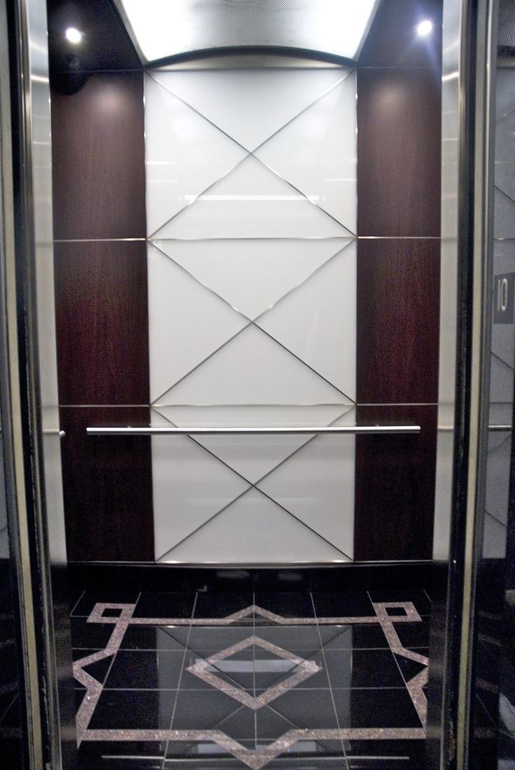10 best elevator cab interiors images on pinterest for Modern elevator design