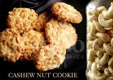 Buy Kaju Cookies Online (Umrao's Bakery)