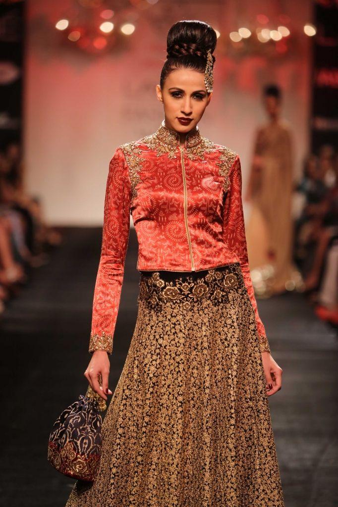 Vikram Phadnis Lakme Fashion Week