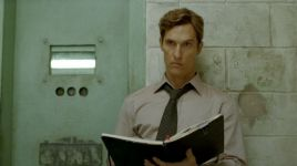 True Detective  - This HBO series is the best television I've seen since the first season of Downton Abbey!