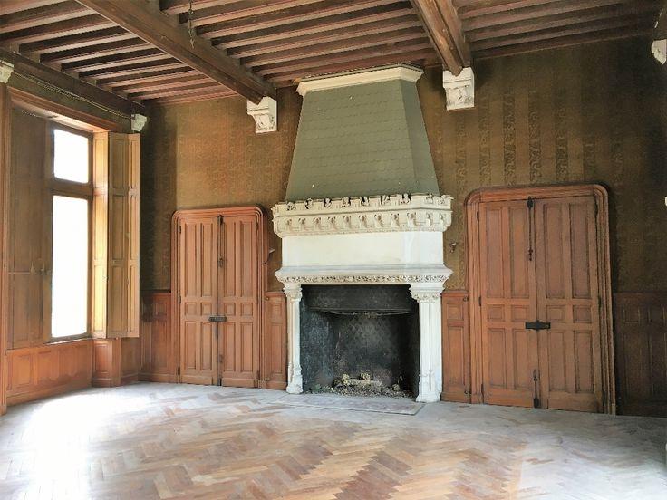 A VENDRE : CENTRE ANCIENNE COMMANDERIE ET CHATEAU NEO-GOTHIQUE SUR 7 HA | Terres & Demeures de France