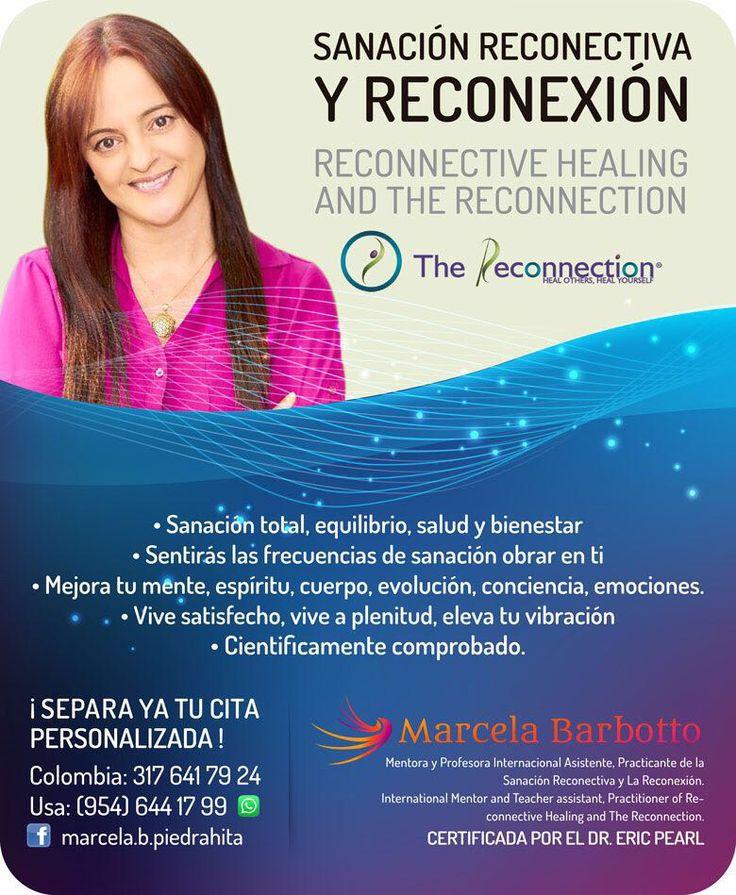 Sanación Reconectiva y Reconexión