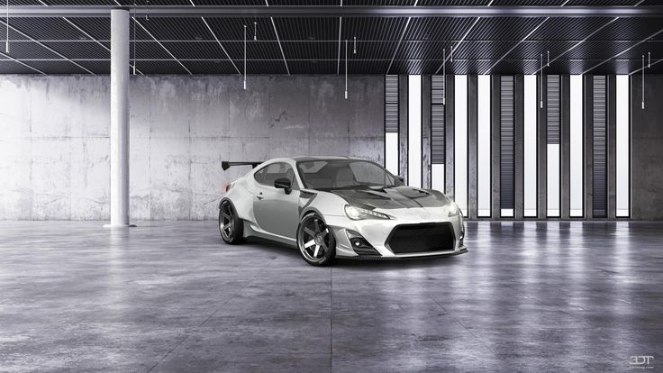 Checkout my tuning #Toyota #GT86 2013 at 3DTuning #3dtuning #tuning