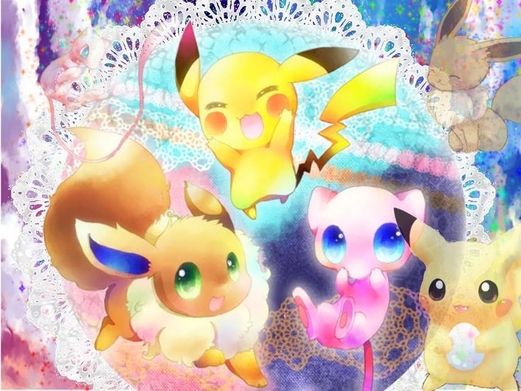 HD wallpaper Cute Pokemon Wallpaper Free #48t0 | Desktop HD wallpaper. Stock photos HD quality.