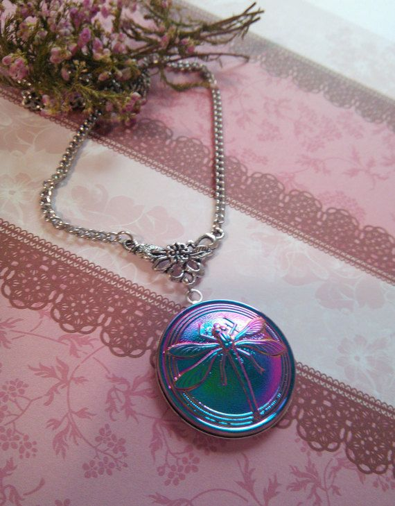 Collana Libellula - Dragonfly Necklace