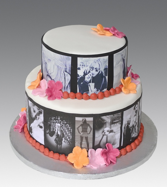1000+ Images About Grandma 85th Cake Ideas On Pinterest
