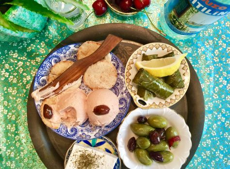 Greek Fish Roe Dip, Taramasalata   The Irreverent Kitchen