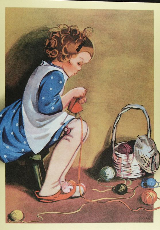Martta Wendelin   par caijsa's postcards