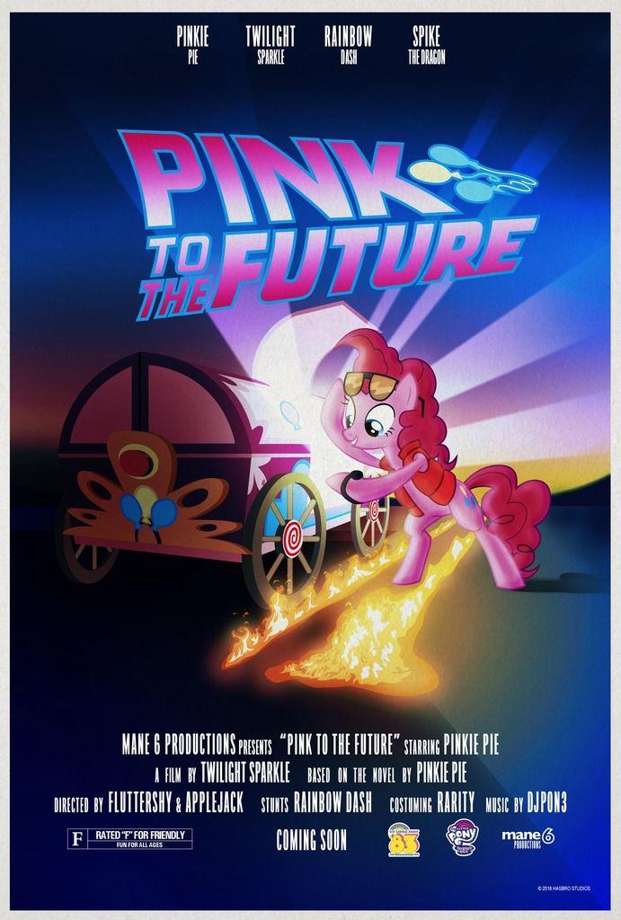 little pony poster