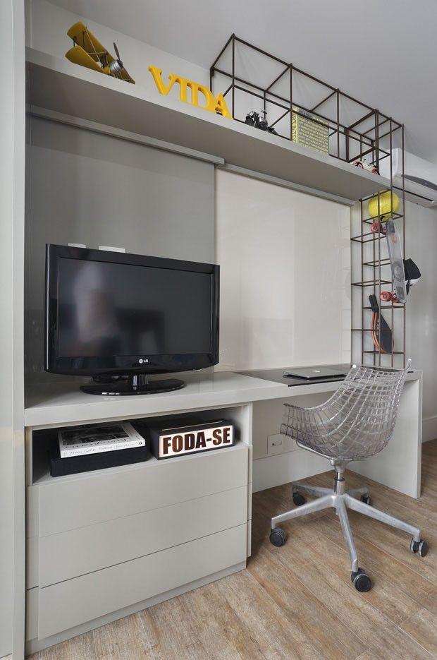 Apartamento Barra da Tijuca (Foto: MCA Estúdio/Divulgação)