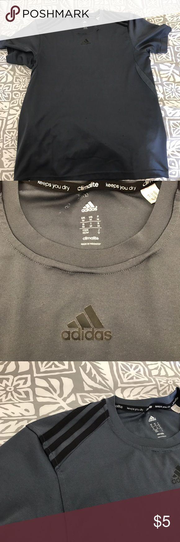 Adidas workout shirt medium Adidas workout shirt men's medium Adidas Shirts Tees - Short Sleeve