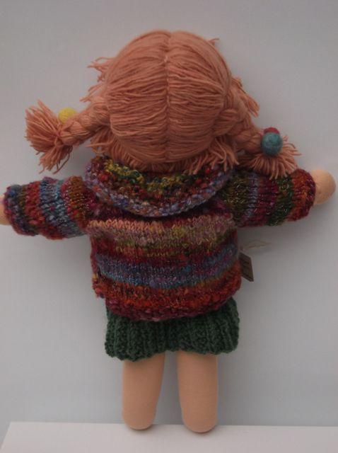 30㎝ ウォルドルフ人形