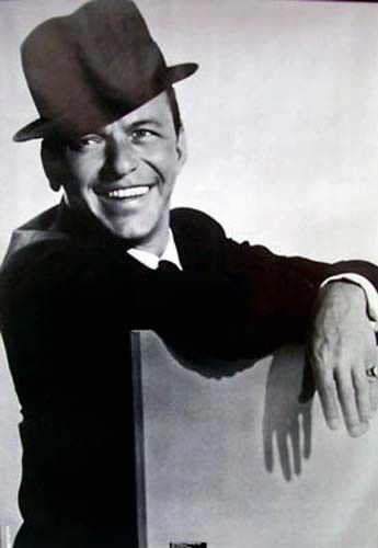 A great poster of Rat Pack-er and star of music and film - Frank Sinatra! Very rare! Ships fast. 27x40 inches. Do it your way and check out the rest of our fabulous selection of Frank Sinatra posters!