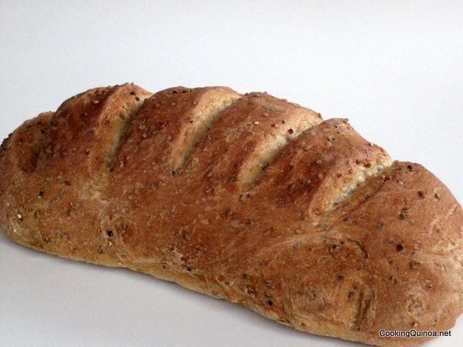 brood met quinoa