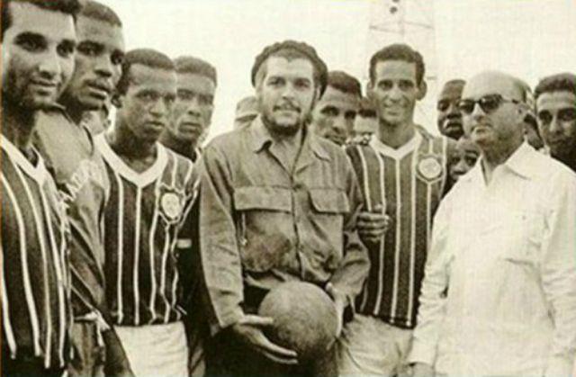 Equipo de futbol Che Guevara