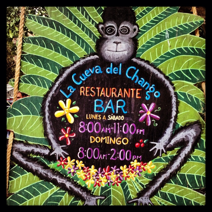 Best place to eat healthy food in Playa del Carmen, Mexico.