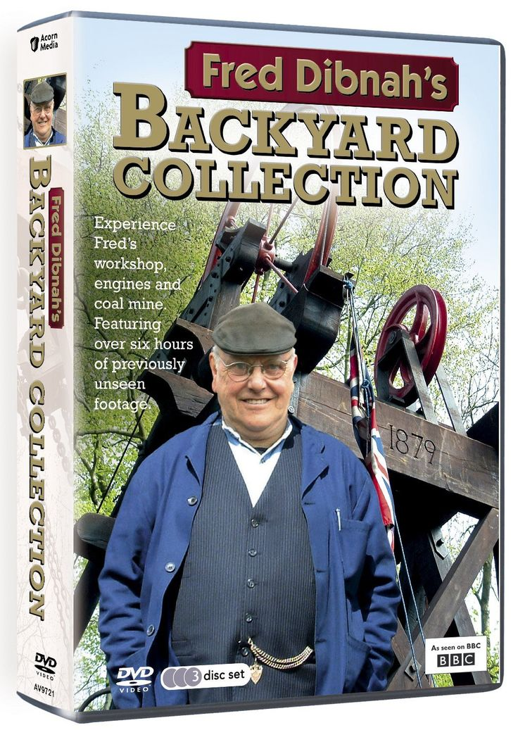 fred dibnahs backyard dvd amazoncouk dvd amp bluray