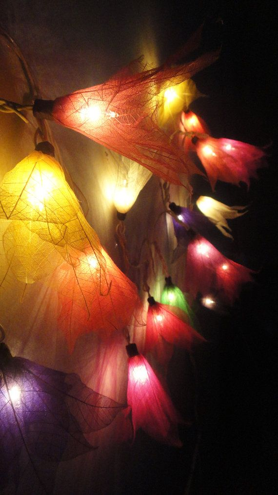 17 Best images about Fairy room on Pinterest Vintage artwork, String lights and Flower fairy ...